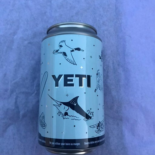 Yeti hide a can