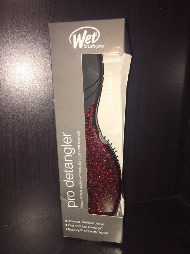 Wet Pro Detangler