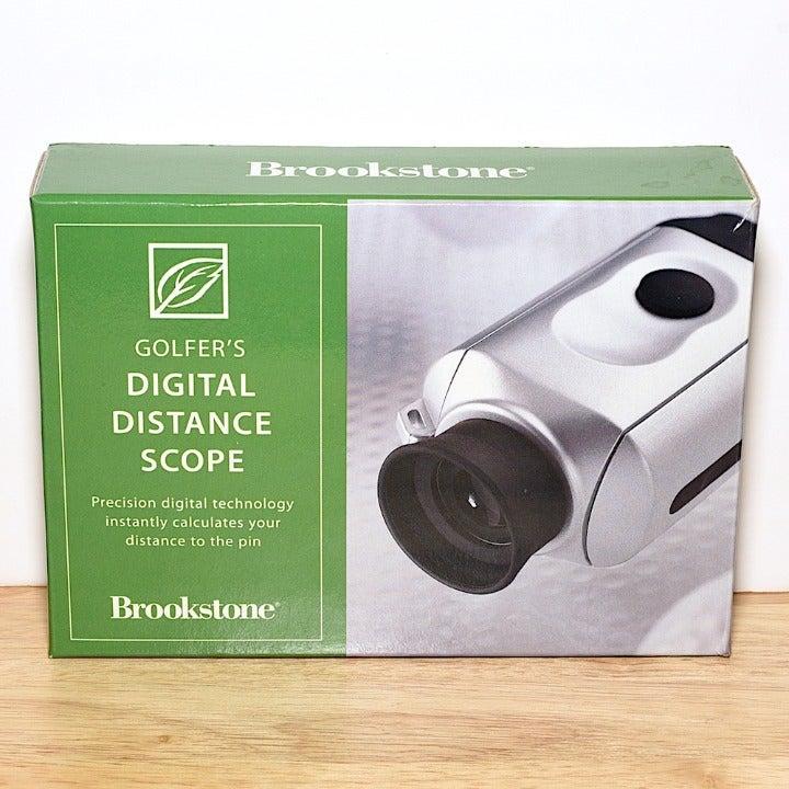 Lk New Brookstone Golf Distance Scope