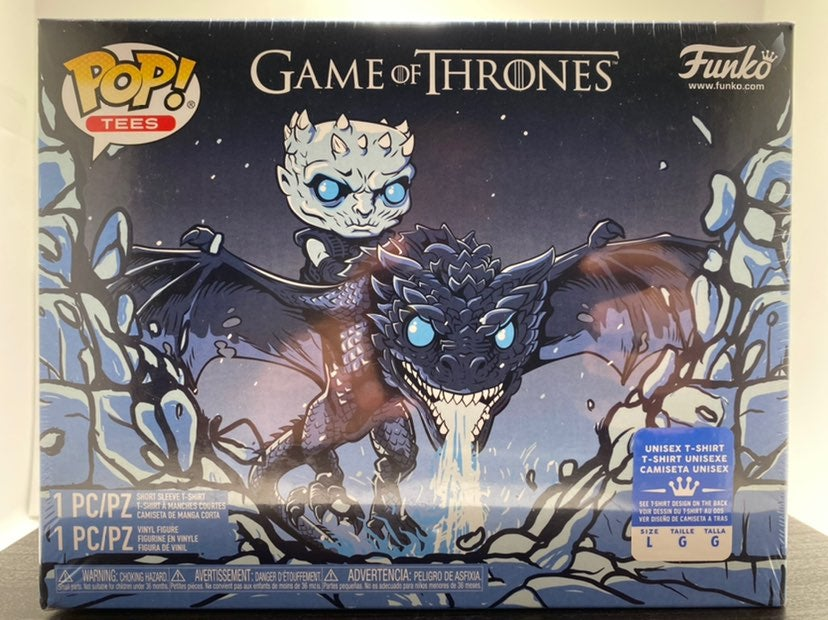 Funko Pop! Game Of Thrones Bundle Size L