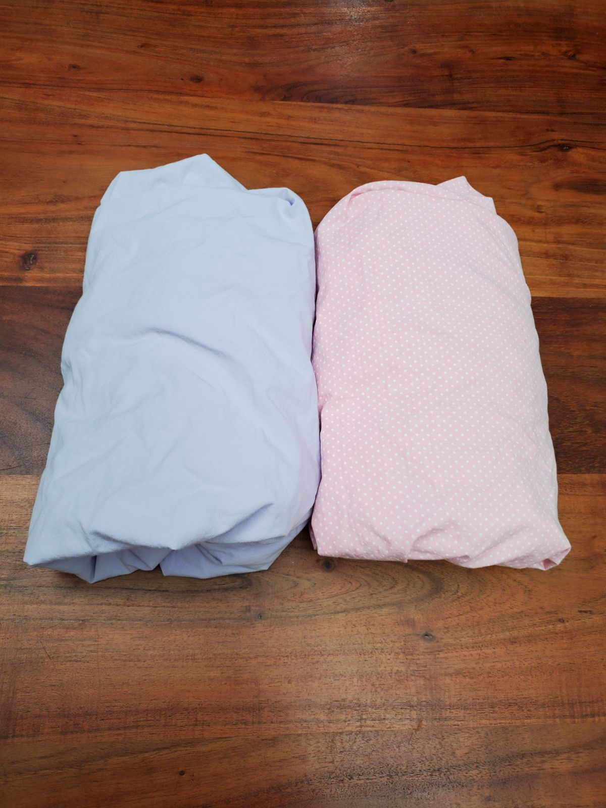 Baby Crib Size Fitted Sheets Bundle