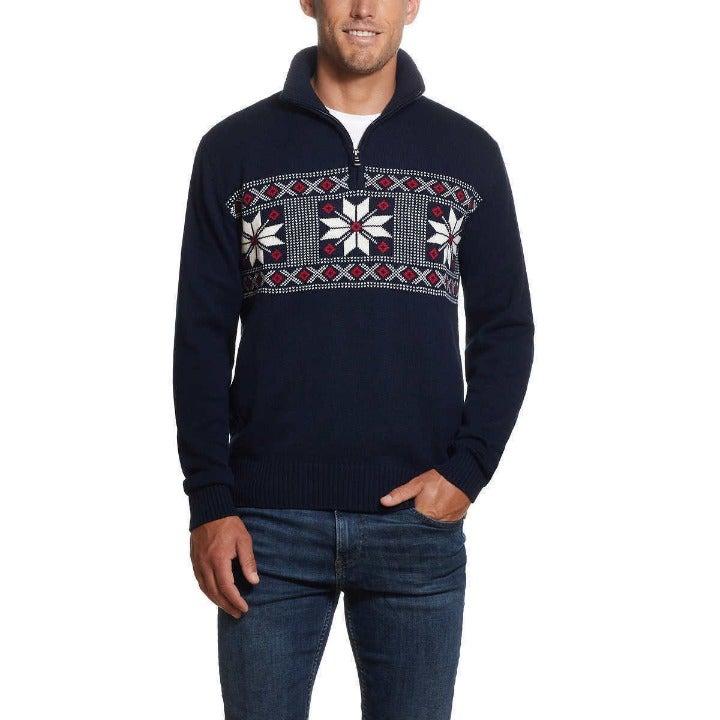 NWT Weatherproof 1/4 Zip Pullover L