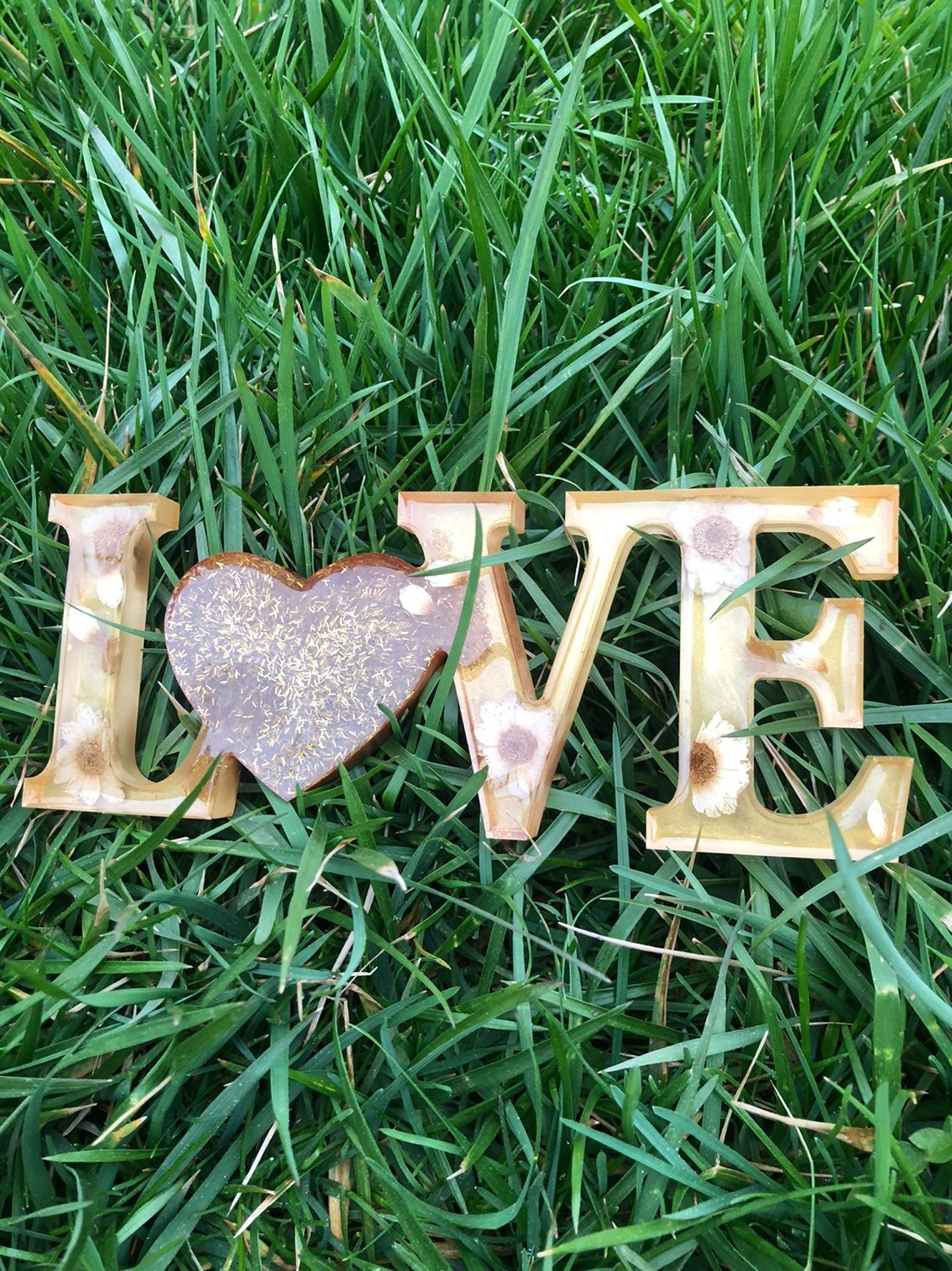 Love home decor sign homemade