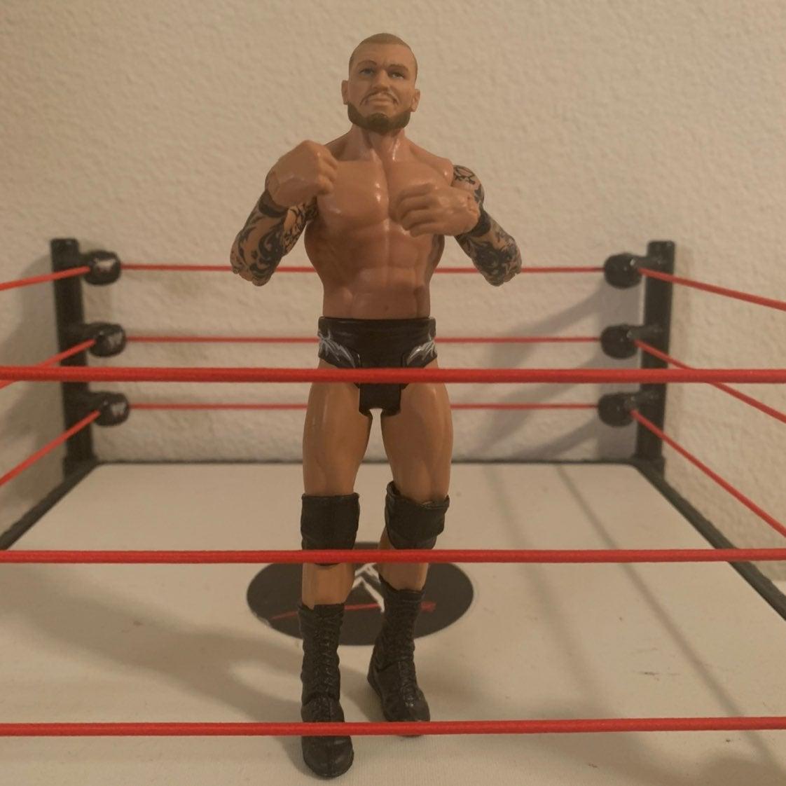 WWE Mattel Randy Orton Basic Figure