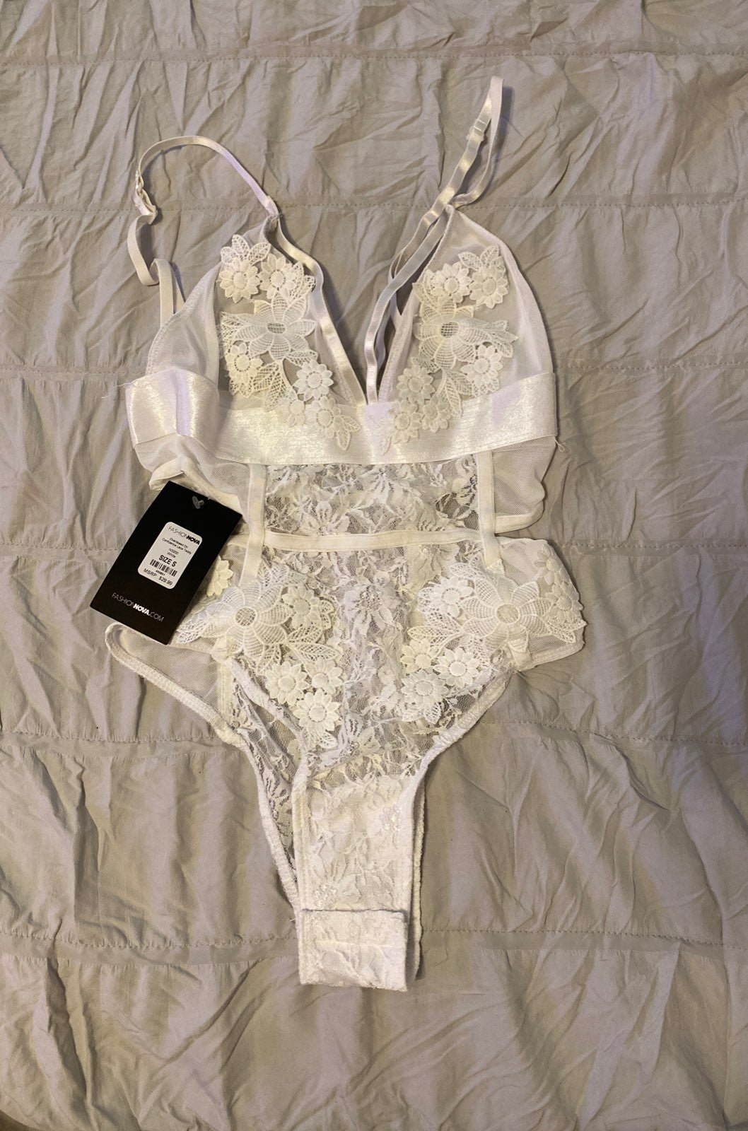 Fashion Nova lingerie NWT
