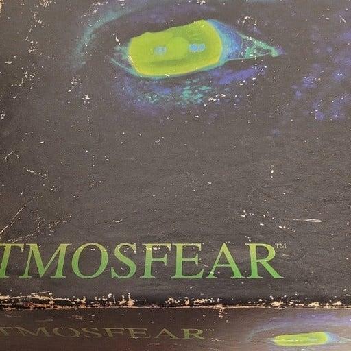 AtmosFear Board Game VHS