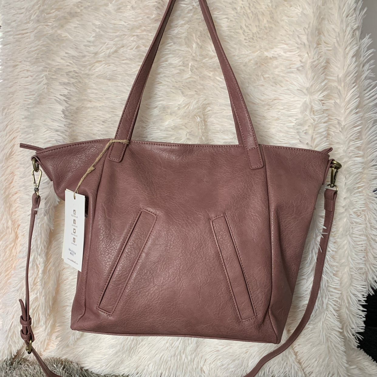Women Antik Kraft handbag Crossbody