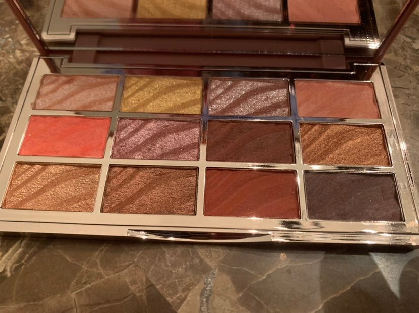 Ciate London velvet eyeshadow palette