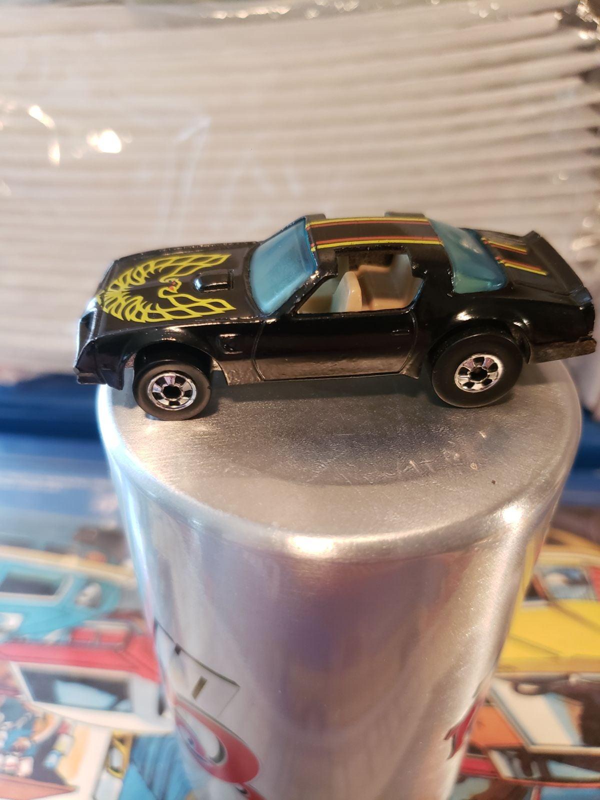 Hot Wheels 1977 Hot Bird Black