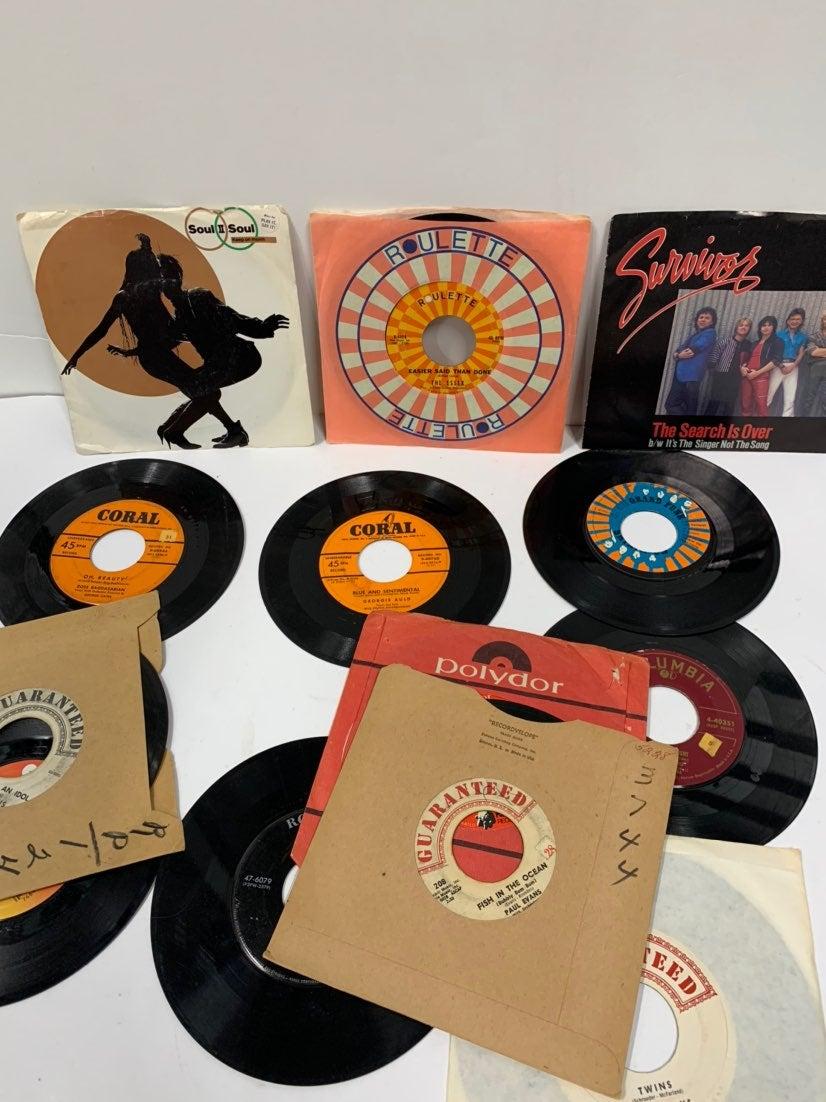 45 Lot Records LP Vinyl Album