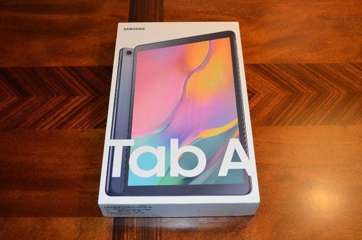 "Samsung Galaxy Tab A 10.1"" 32GB + AVG"