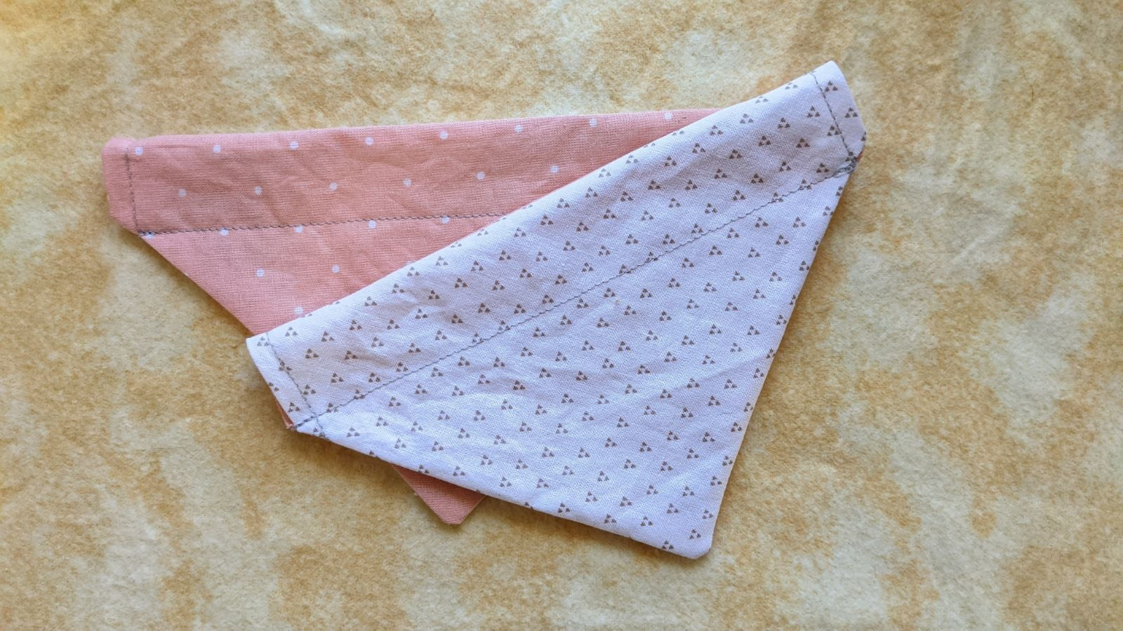 Over the collar dog bandana
