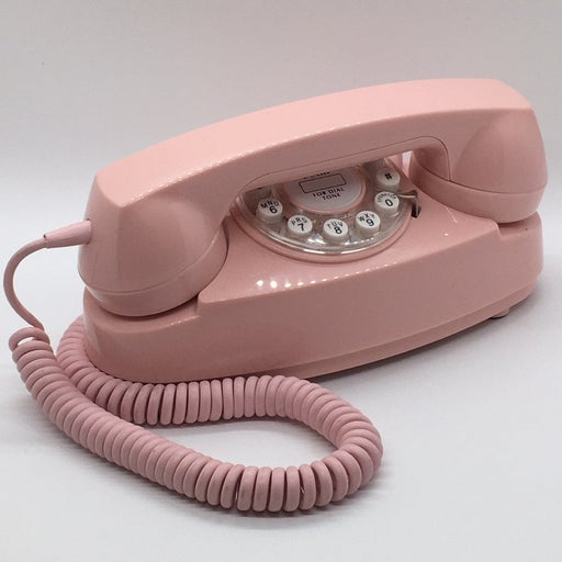 Crosley Pink Princess Phone CR 59