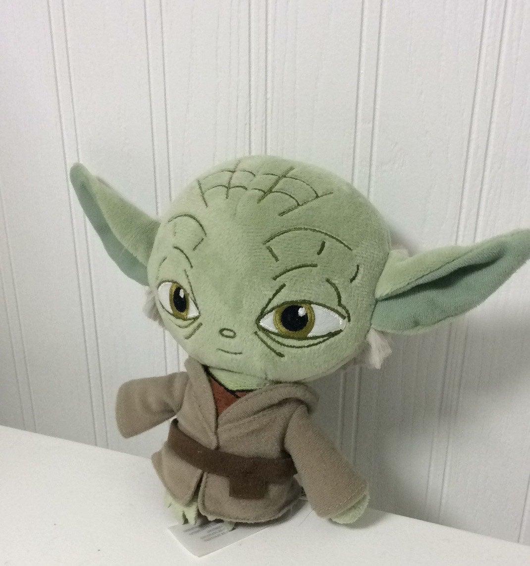 Baby Yoda Character Plush
