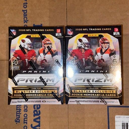 2020 PANINI PRIZM NFL BLASTER BOX (2)