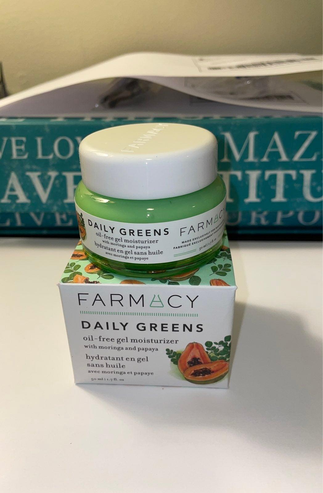 Farmacy Daily Greens Moisturizer