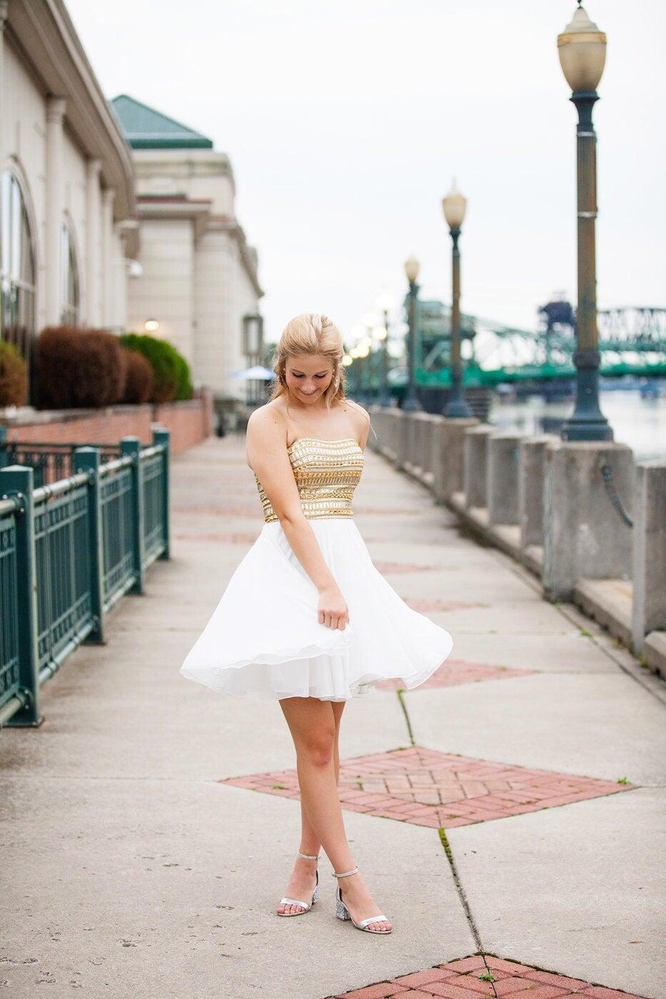 sherri hill homecoming prom  size 8