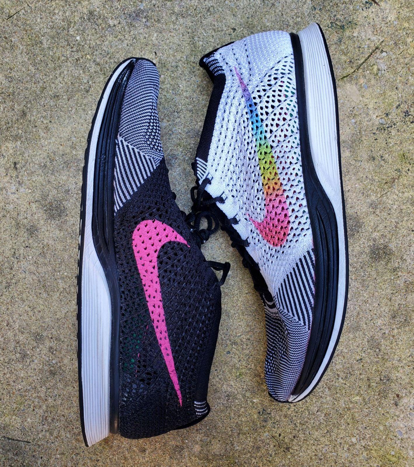 Nike Flyknit Racer Be True Size 12.5