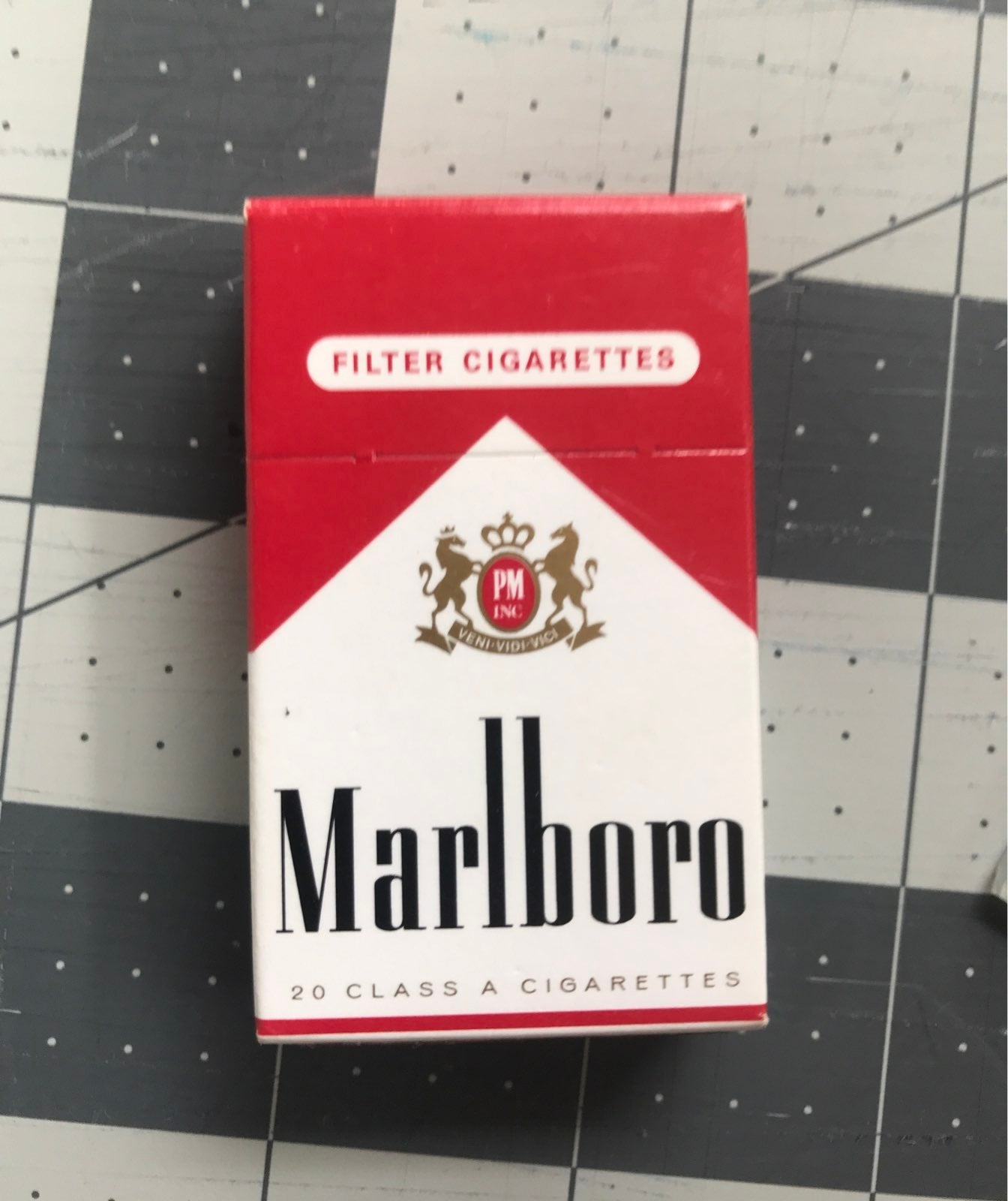 Rare Marlboro Matchbox