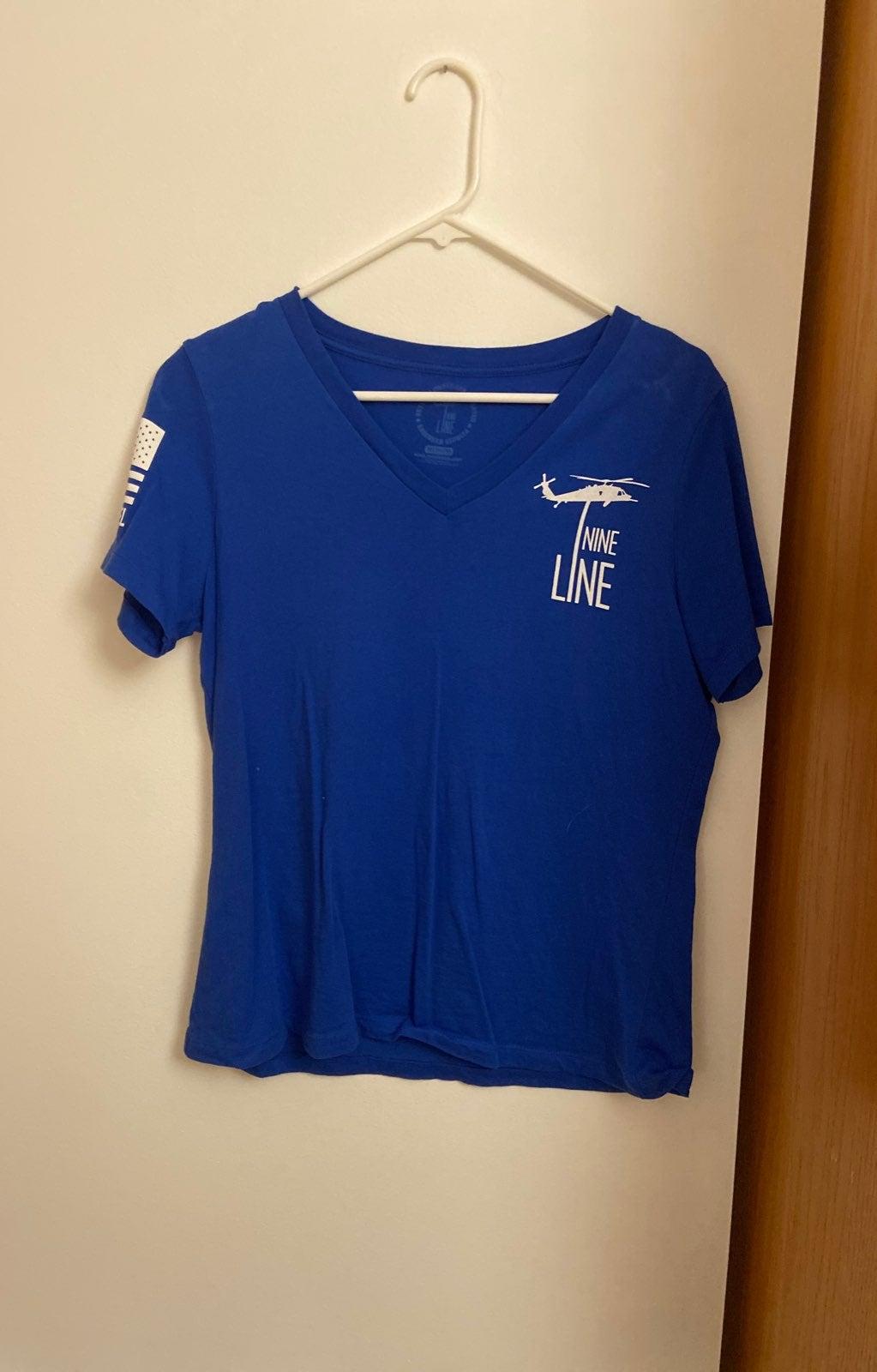 Nine Line shirt