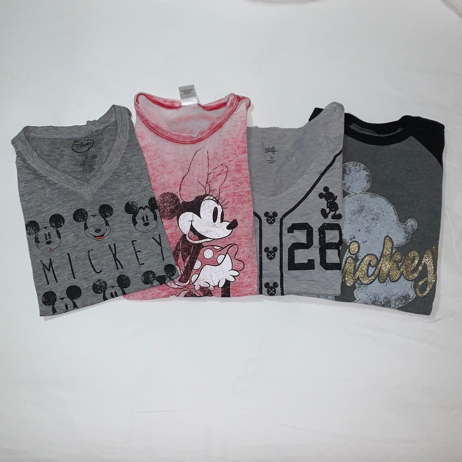 Disney Shirt Bundle