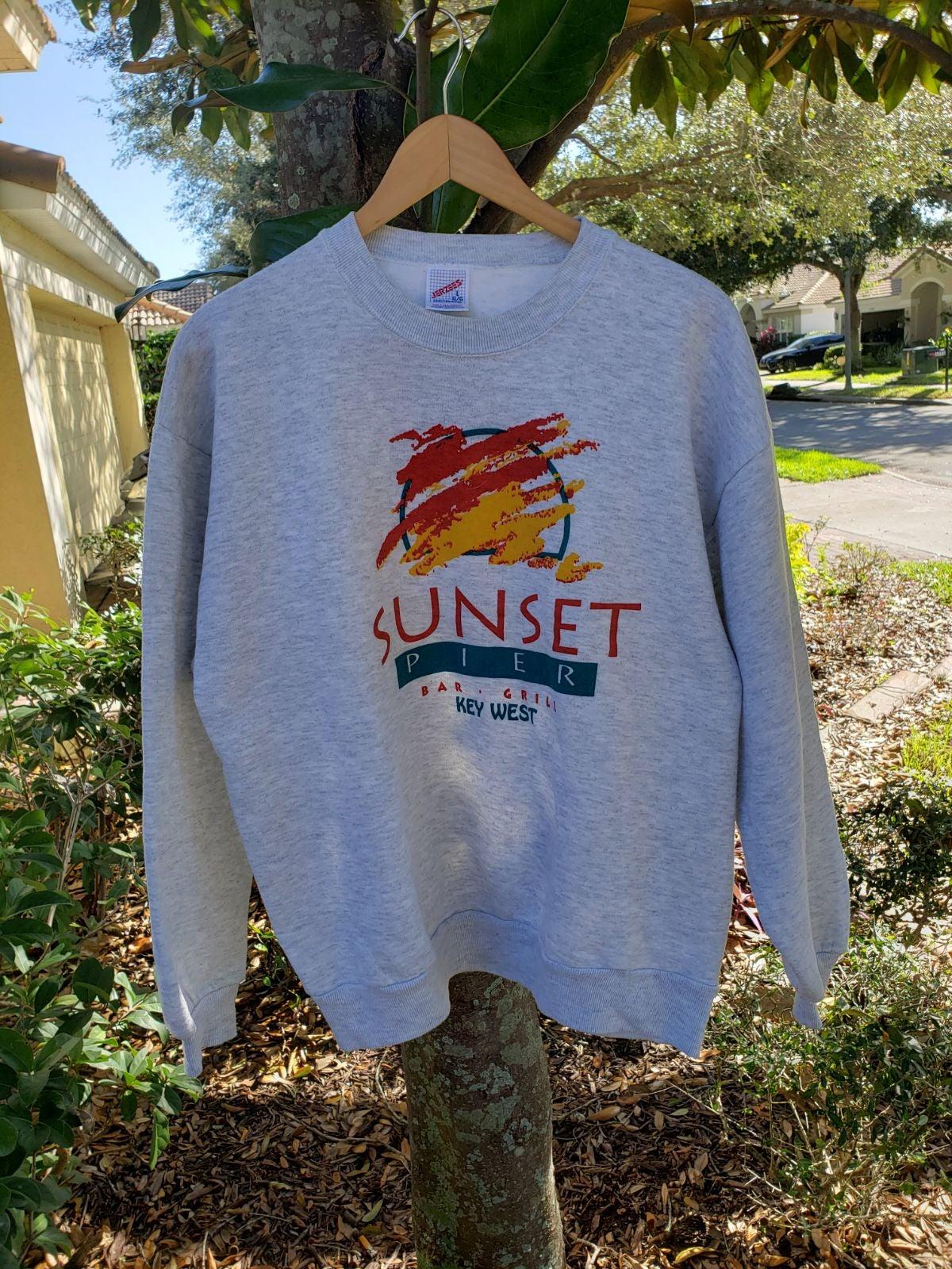Vintage sweatshirt for men