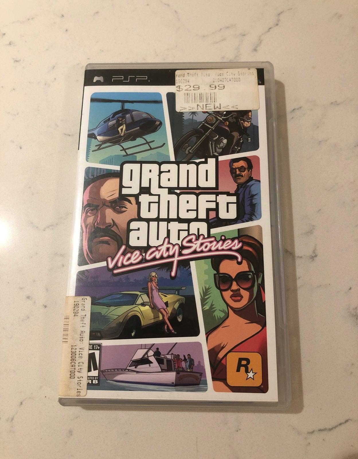 Grand Theft Auto: Vice City Stories on S
