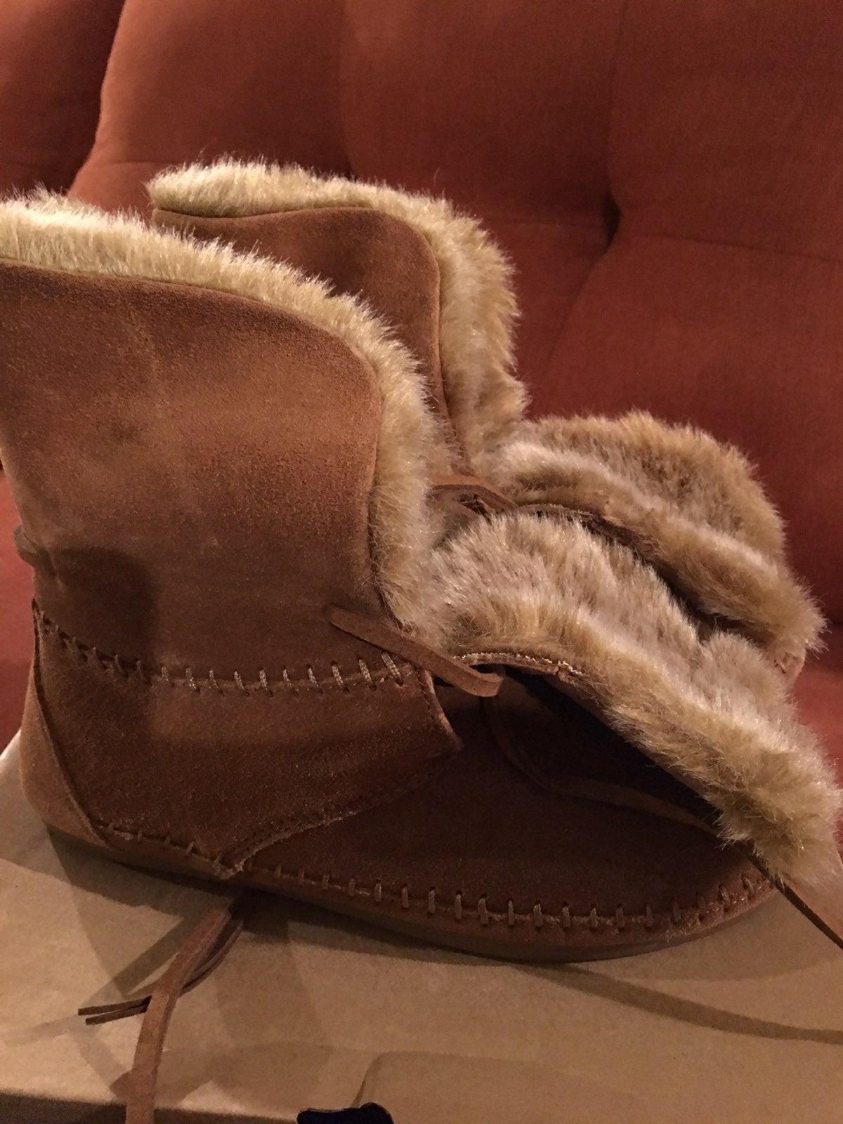 TOMS Zahara Multi Strap Boots