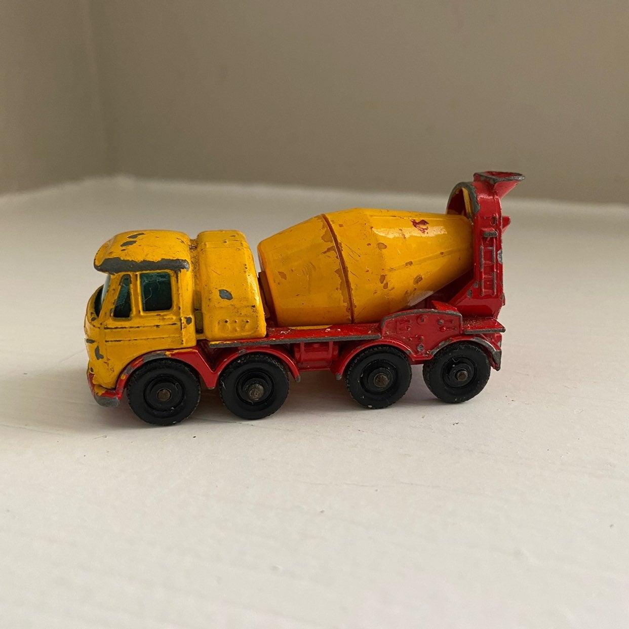 Matchbox Lesney Foden Concrete Truck