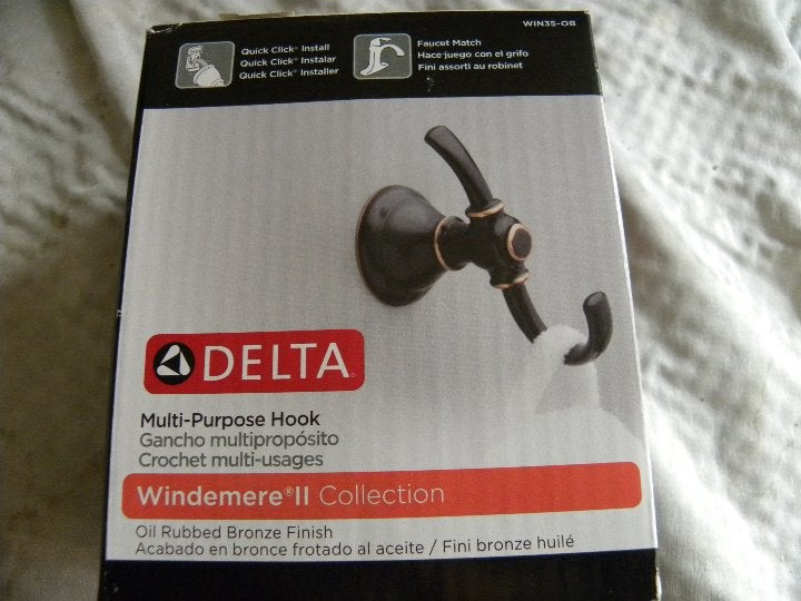 DELTA HOOK NEW IN THE BOX