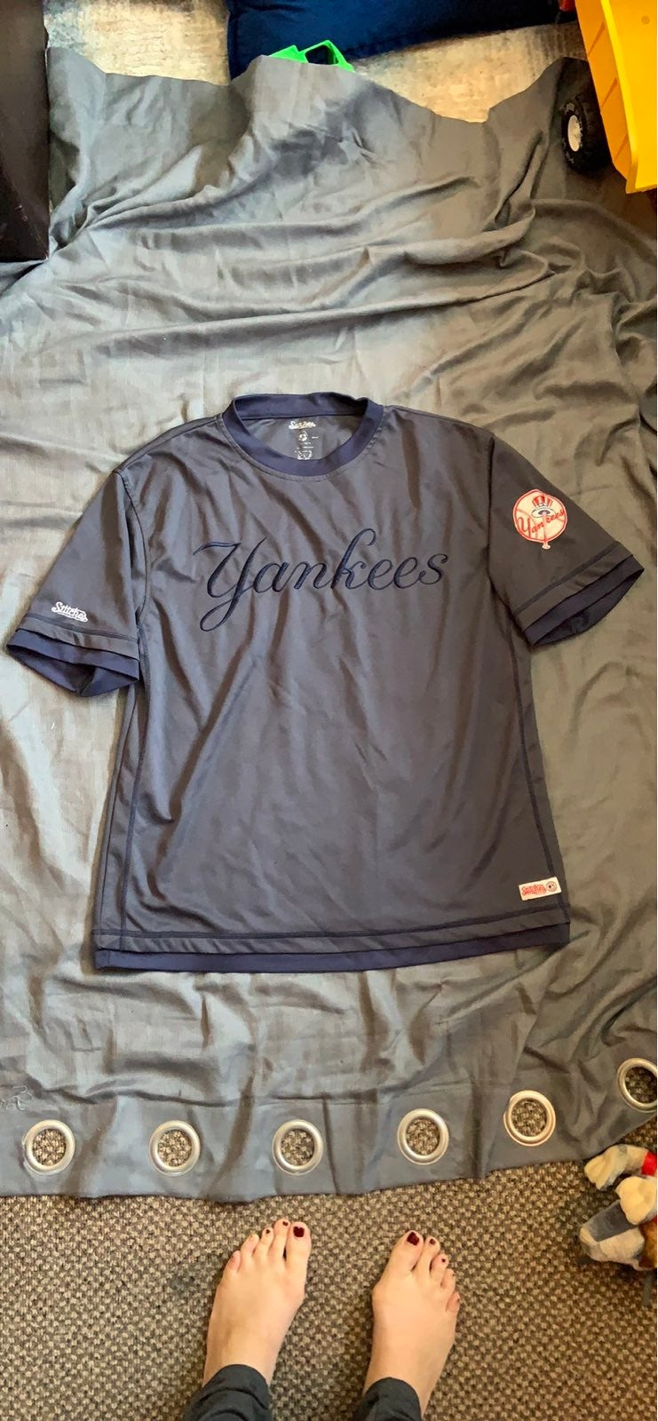 Vintage Stitches Yankees Jersey