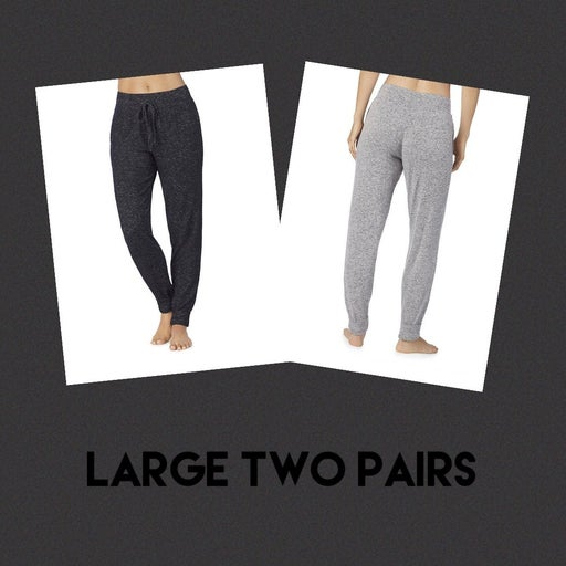 Cuddl Duds Jogger Duo