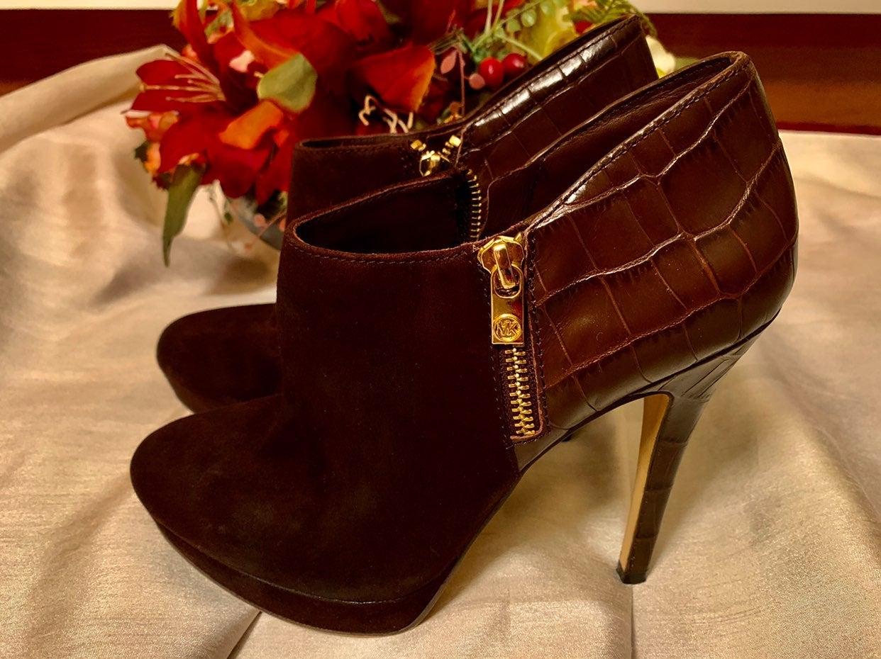 Michael Kors High Hills Shoes Vintage