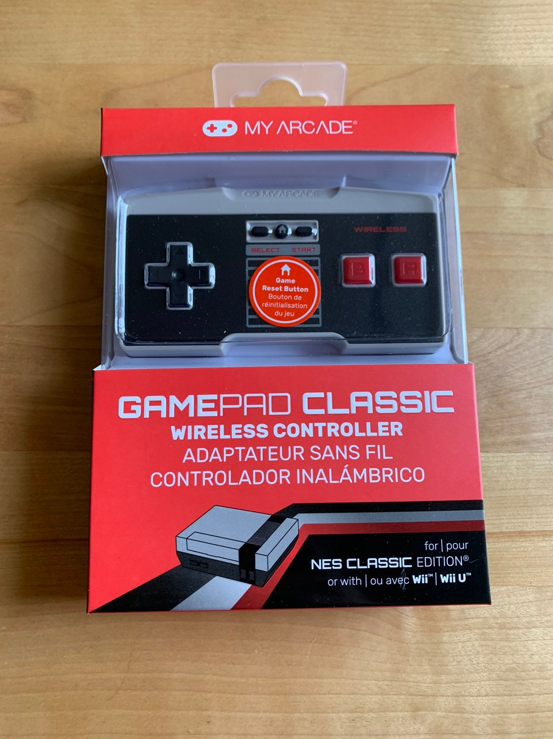 Gamepro wireless controler