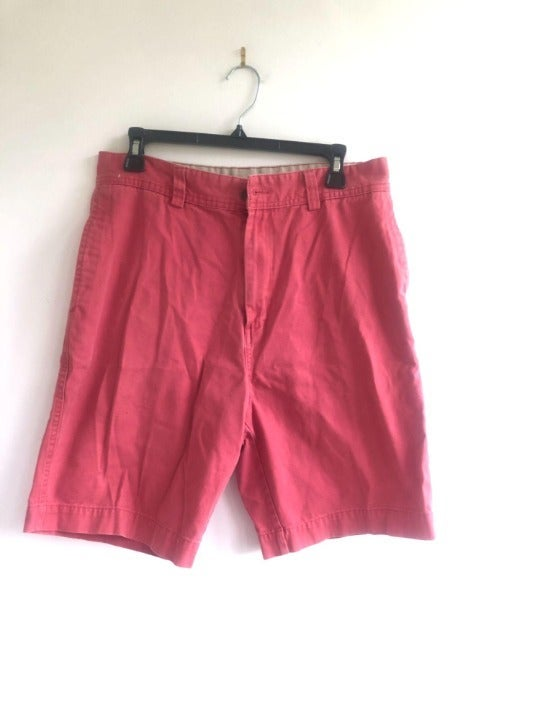 Caribbean Joe Nantucket Red Shorts 32