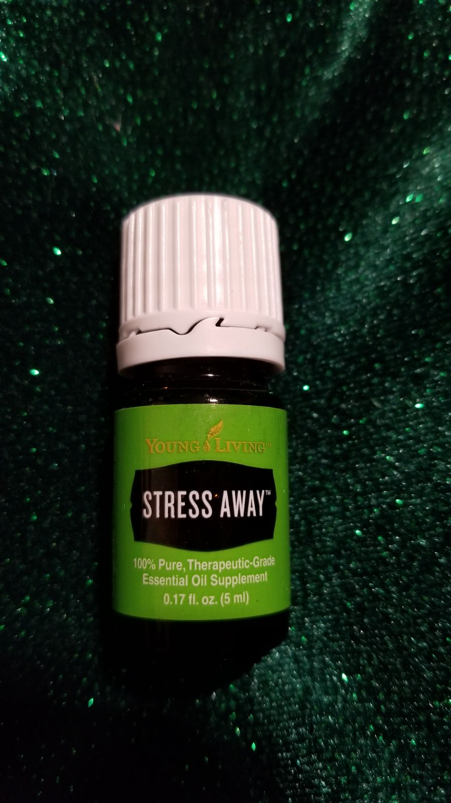 Young Living Essential Oil STRESS AWAY
