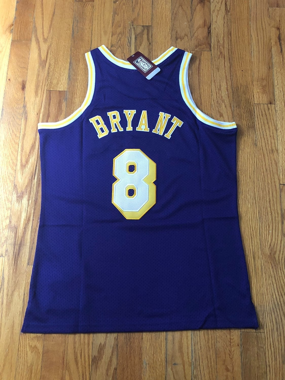 Kobe Bryant #8 Lakers Medium Jersey