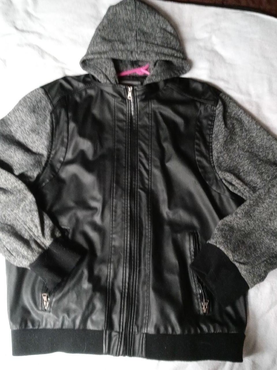Buckle Black Jacket XXL