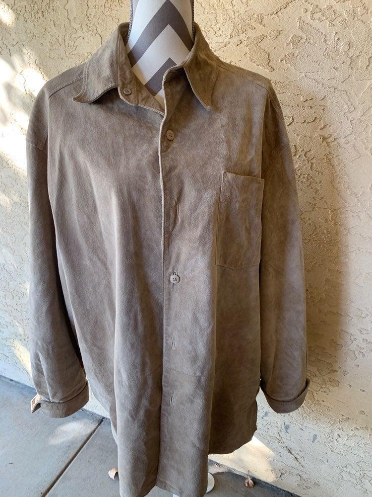 Baracuta Leather Jacket 2x