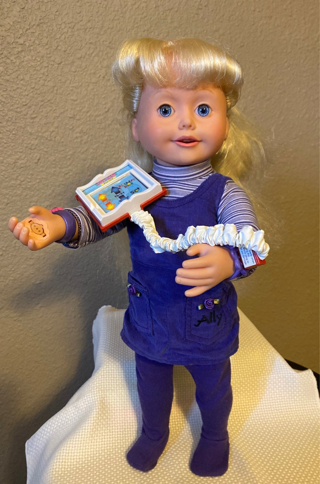 Vintage Amazing Ally Doll