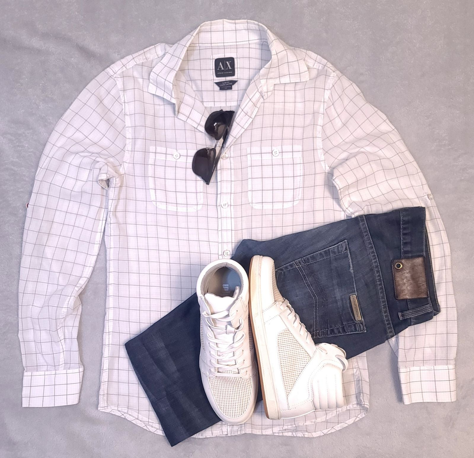 Shirt for Men by Armani Exchange