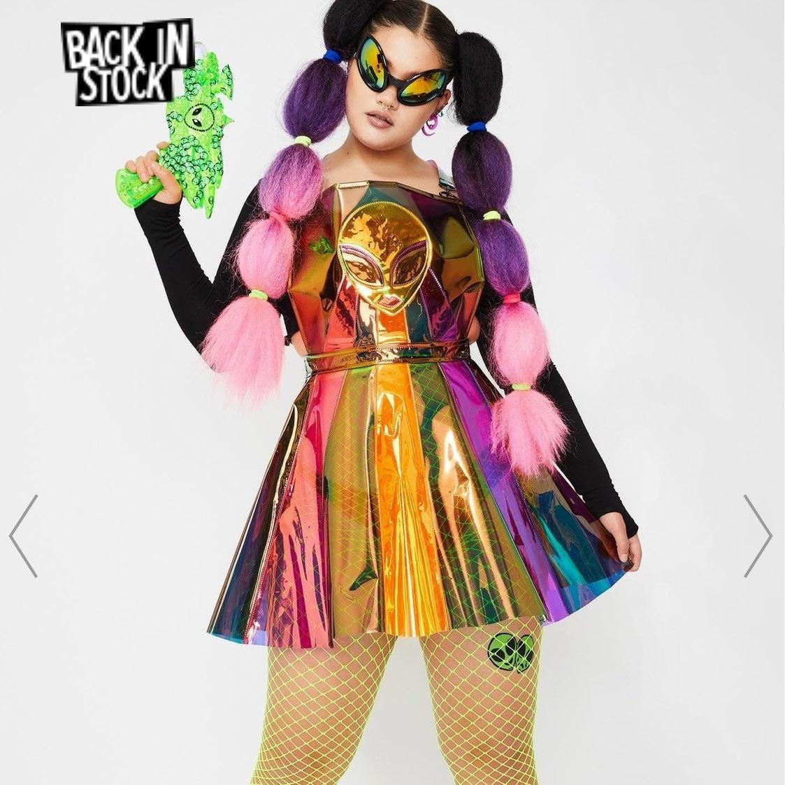 dollskill alien dress