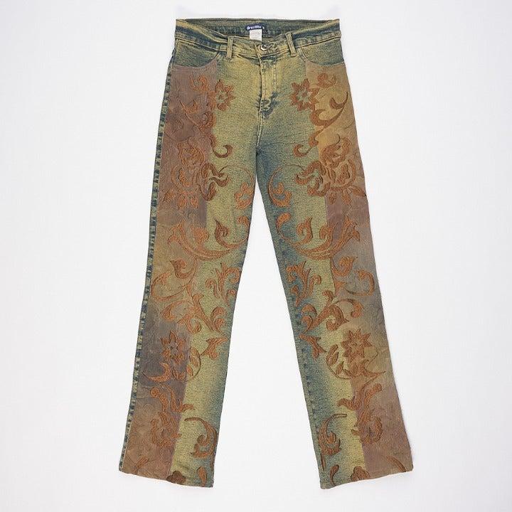 BrazilRoxx Vintage Western Jeans Size 6