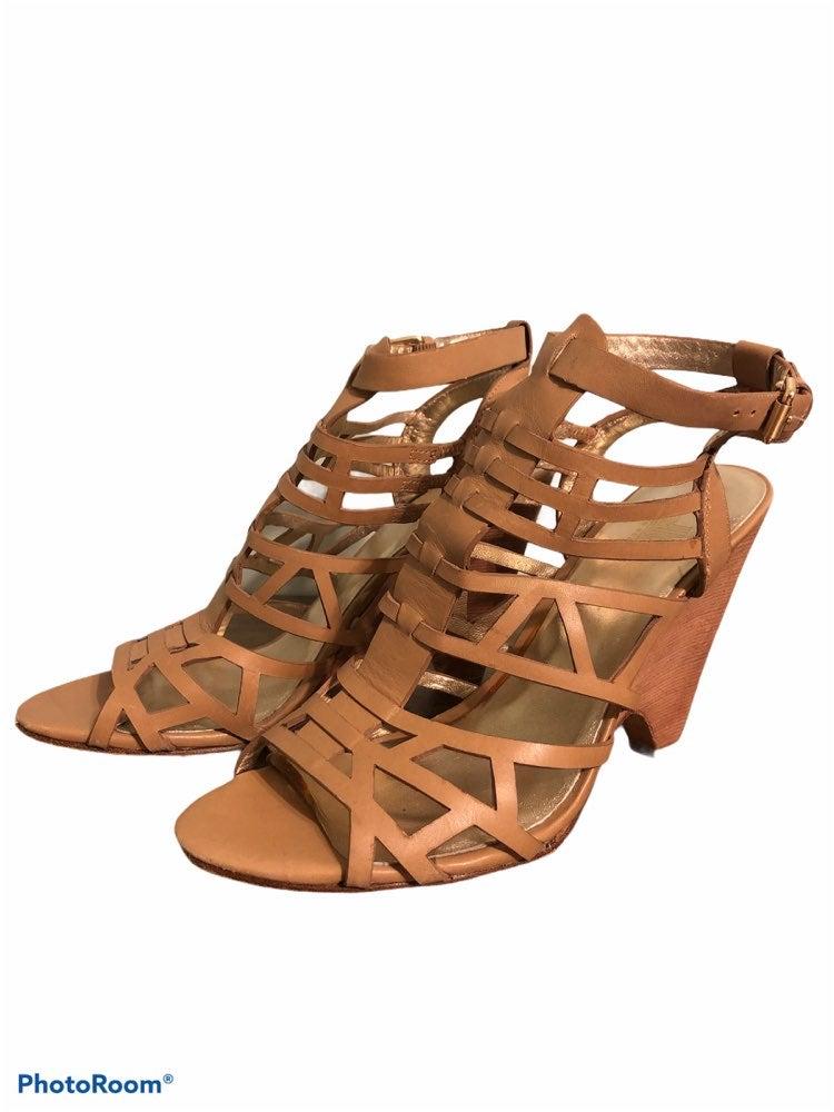 Belle Sigerson Morrison Wedge Heels 8.5