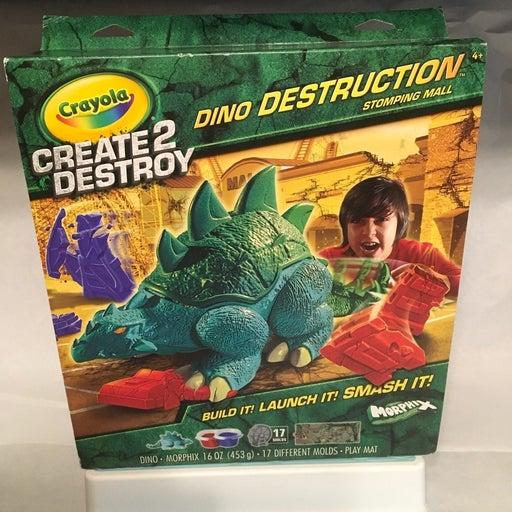 Crayola Create 2 Destroy Dino Destructio