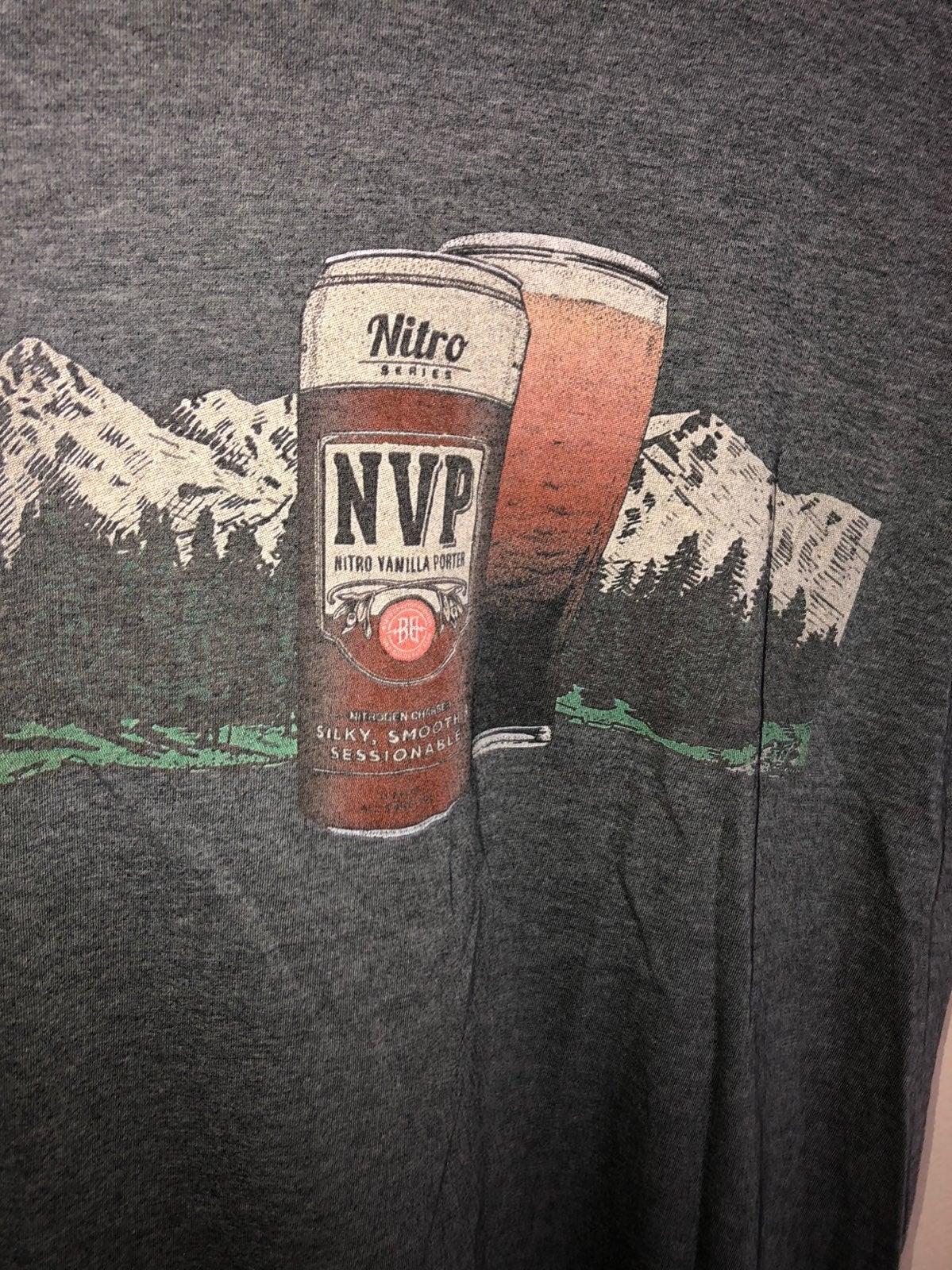 Breckenridge Ridge Brewery Shirt