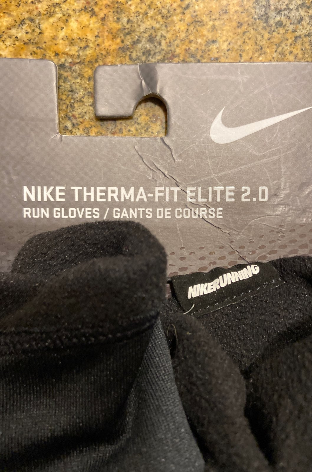 nike therma fit gloves