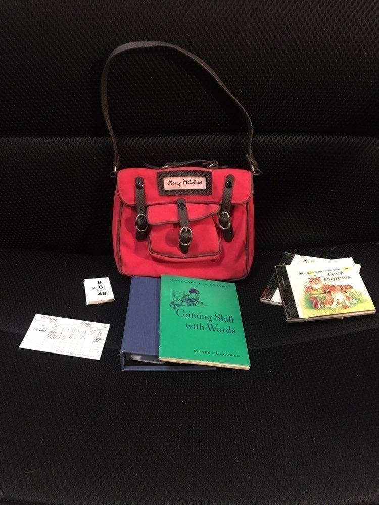 American Girl Molly Schoolbag