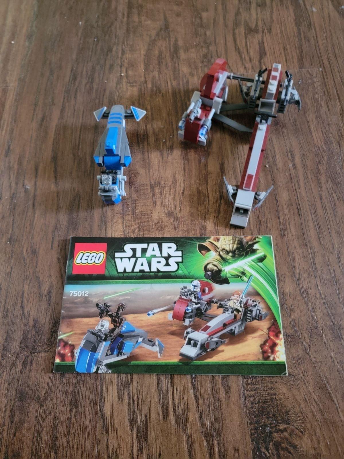 Lego Star Wars Barca Speeder (75012)