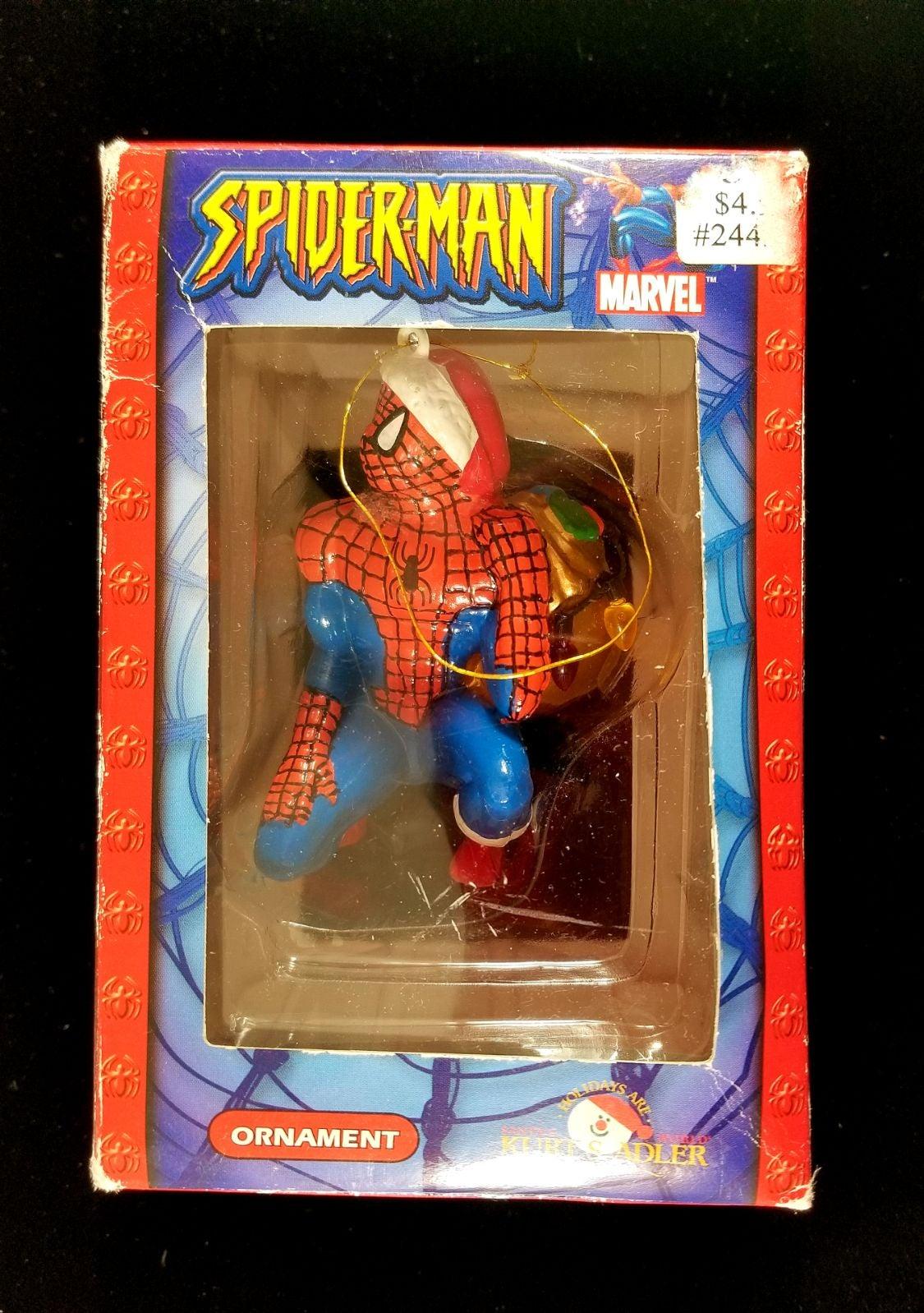 SPIDER-MAN Christmas Ornament Marvel '03